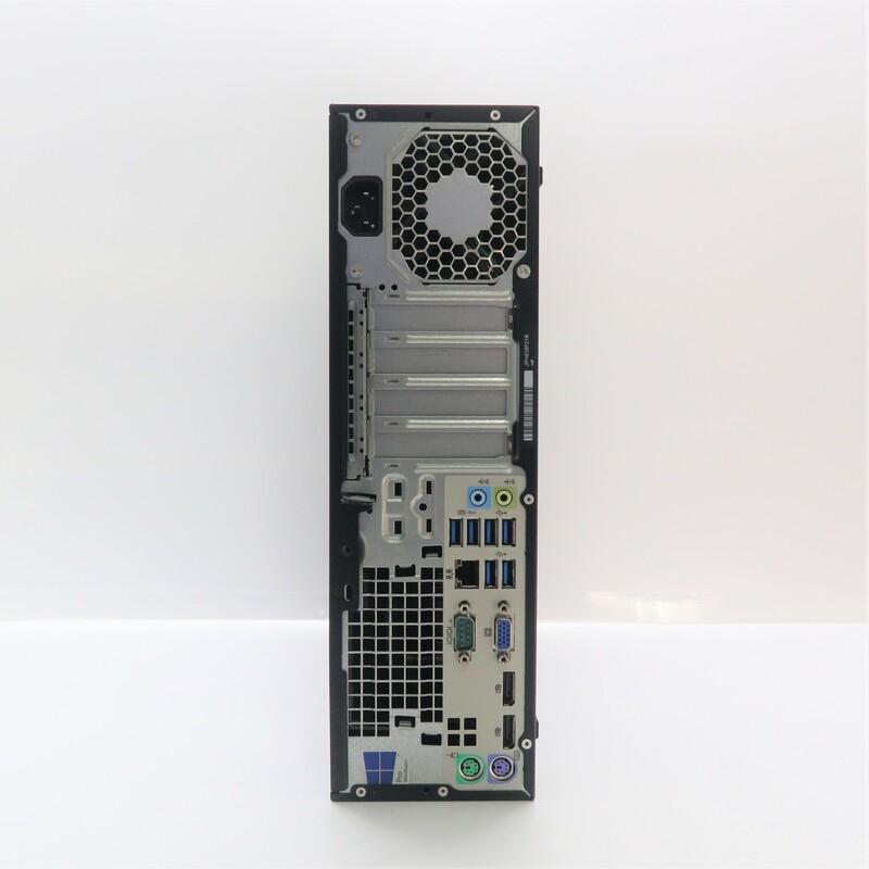 【良品】HP EliteDesk 800 G2 SFF Windows 10(64bit) Core i5 6500 (3.2GHz/QuadCore/6MB) メモリ 8GB 500GB HDD