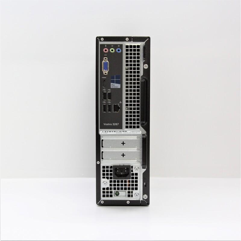 【良品】Dell Vostro 3267 Windows10 Pro(64bit) Core i5 6400 (2.7GHz/QuadCore/6MB) メモリ 4GB 1000GB HDD