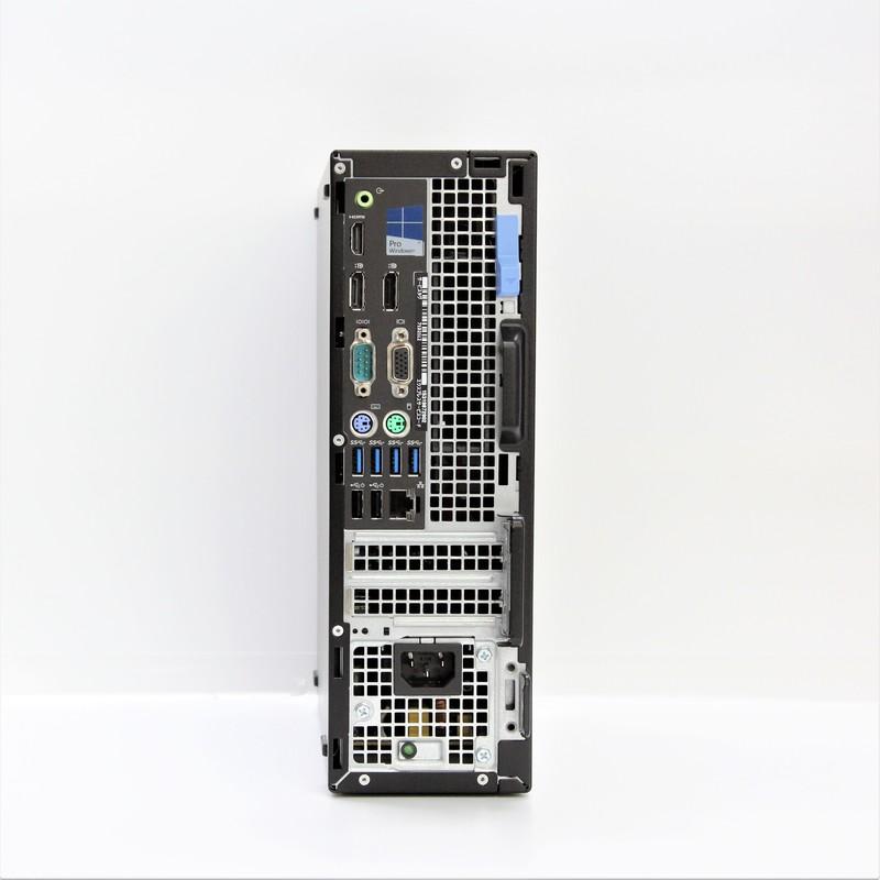 【美品】Dell OptiPlex 5050 SFF Windows10 Pro(64bit) Core i5 6500 (3.2GHz/QuadCore/6MB)メモリ 8GB (4GB×2) 500GB HDD