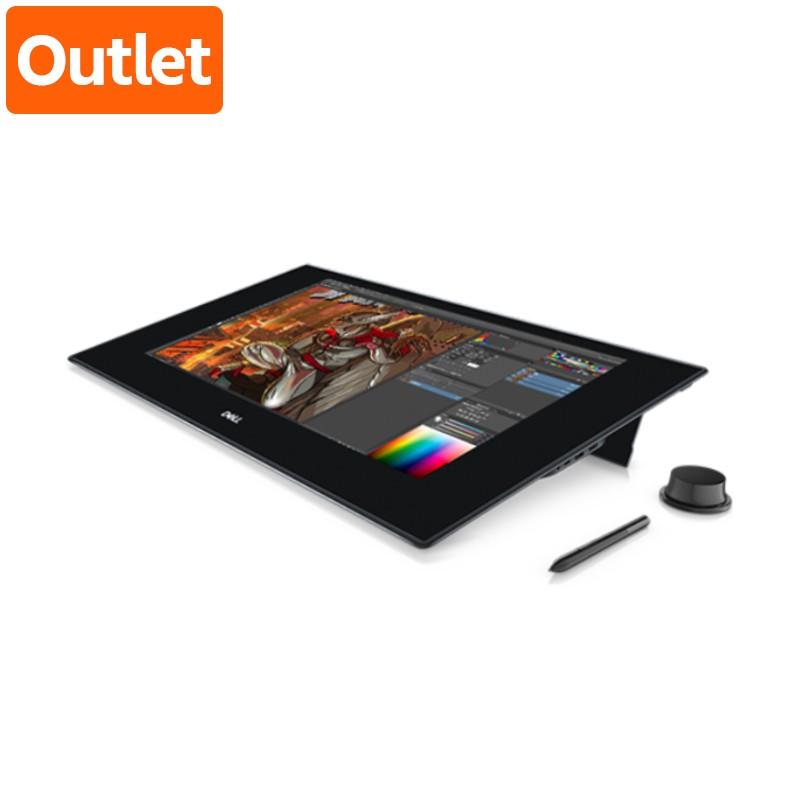 【Outlet】Dell Canvas 27液晶ディスプレイ27型WQHD(2560×1440)を搭載した液晶ペンタブレット