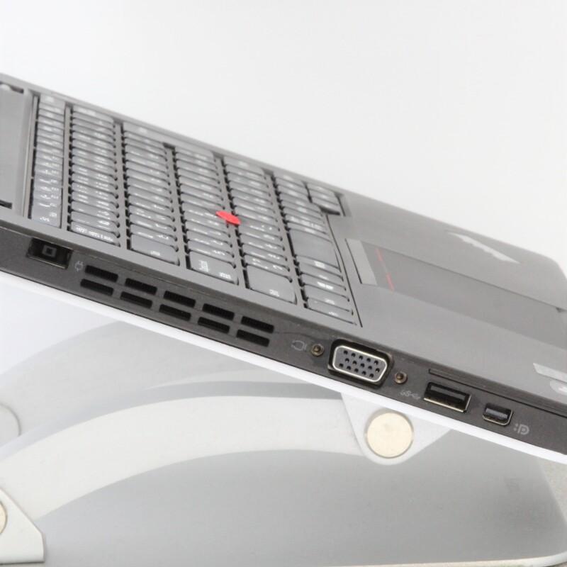 【並品】LENOVO ThinkPad X240 20AMA4GDJP Windows 10 Pro(64bit) Mobile Core i5 4210U (1.7GHz/DualCore/3MB) メモリ 4GB 128GB SSD 12.5インチ WPSオフィスつき