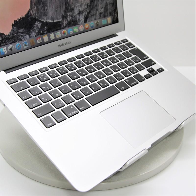 【並品】Apple MacBookAir6,2(Early 2014) macOS Catalina 10.15.3 Mobile Core i7 4650U (1.7GHz/DualCore/4MB) メモリ 8GB (4GB×2) 500GB SSD 13.3インチ