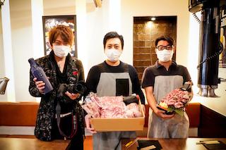 北海道 札幌 ススキノ マサジン MASAJIN 肩ロース 単品 コロナ 対策 応援