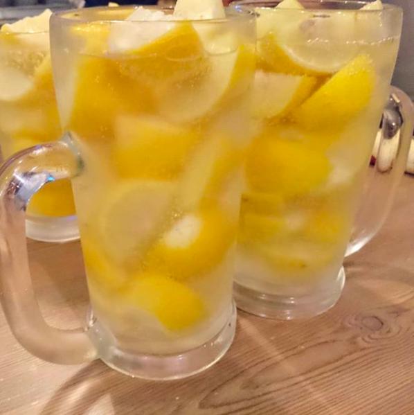 北海道 札幌 ススキノ リキヲ 広島産冷凍カットレモン コロナ 対策 応援