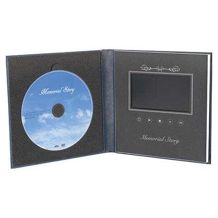 メモリアルストーリー(4.3インチ液晶付DVDケース)
