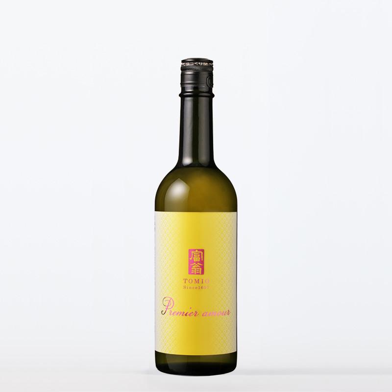 富翁 純米酒 プルミエアムール 720ml