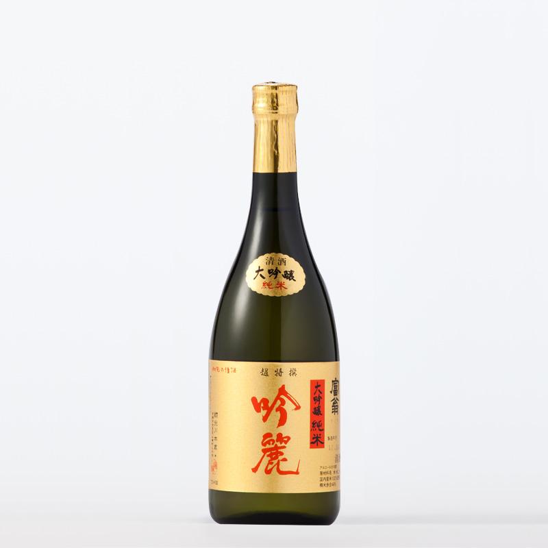 富翁 大吟醸純米 吟麗(ぎんれい)720ml