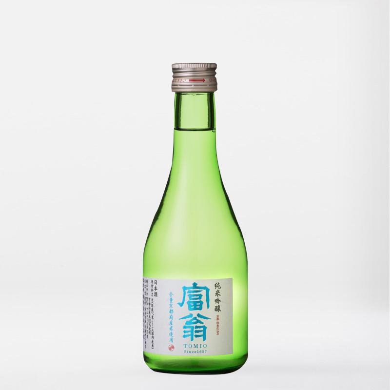富翁 純米吟醸 全量京都産米 300ml