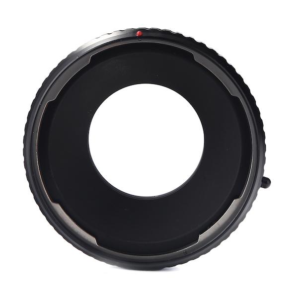 K&F Concept レンズマウントアダプター KF-HBF (ハッセルブラッドVマウントレンズ → ニコンFマウント変換)