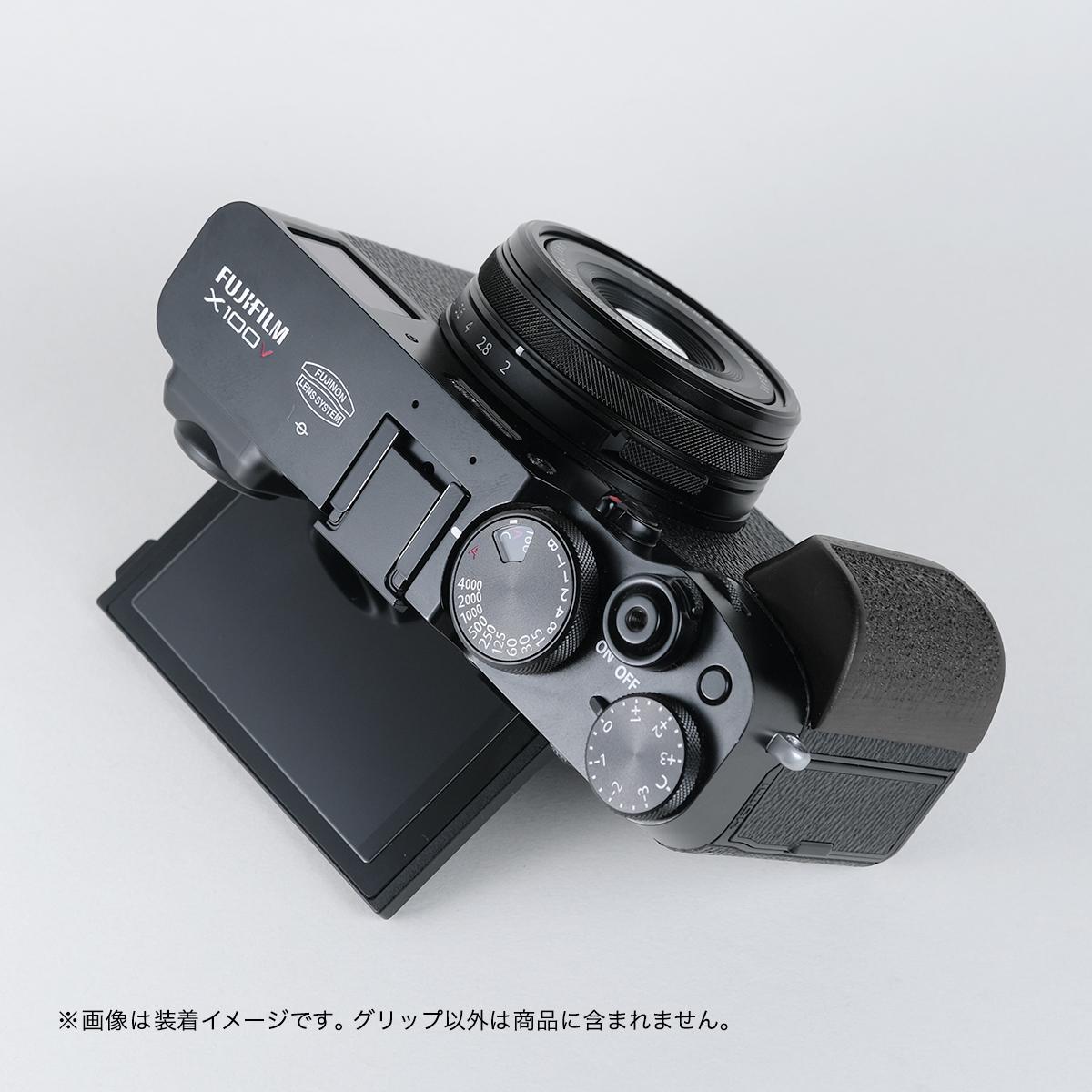 SHOTEN カメラウッドグリップ XV-GP FUJIFILM X100V 用