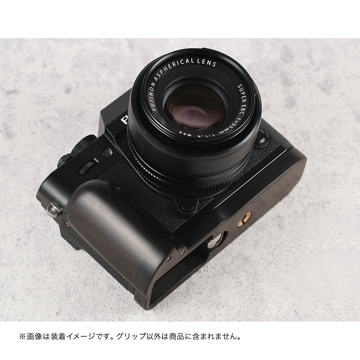 SHOTEN カメラウッドグリップ XT30-GP FUJIFILM X-T30 用