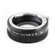 Lens Turbo II PK-NEX ペンタックスKマウントレンズ - ソニーNEX/α Eマウント フォーカルレデューサーアダプター