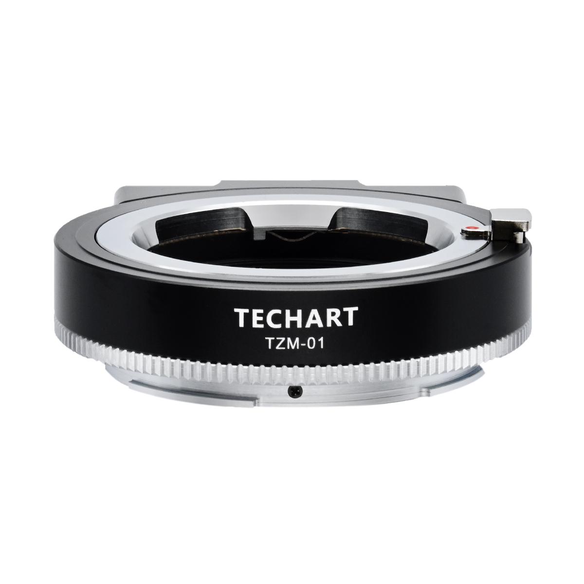 TECHART TZM-01(ライカMマウントレンズ → ニコンZマウント)電子アダプター