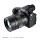 中一光学 SPEEDMASTER 65mm F1.4 富士フイルムGマウント 単焦点レンズ