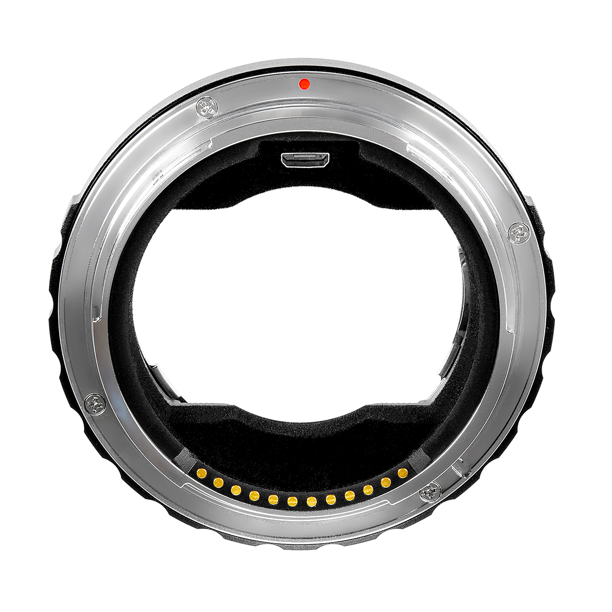 Fotodiox EF-GFX-FSN (キヤノンEFマウントレンズ → 富士フイルムGマウント変換)電子マウントアダプター  モード切り替えスイッチ搭載