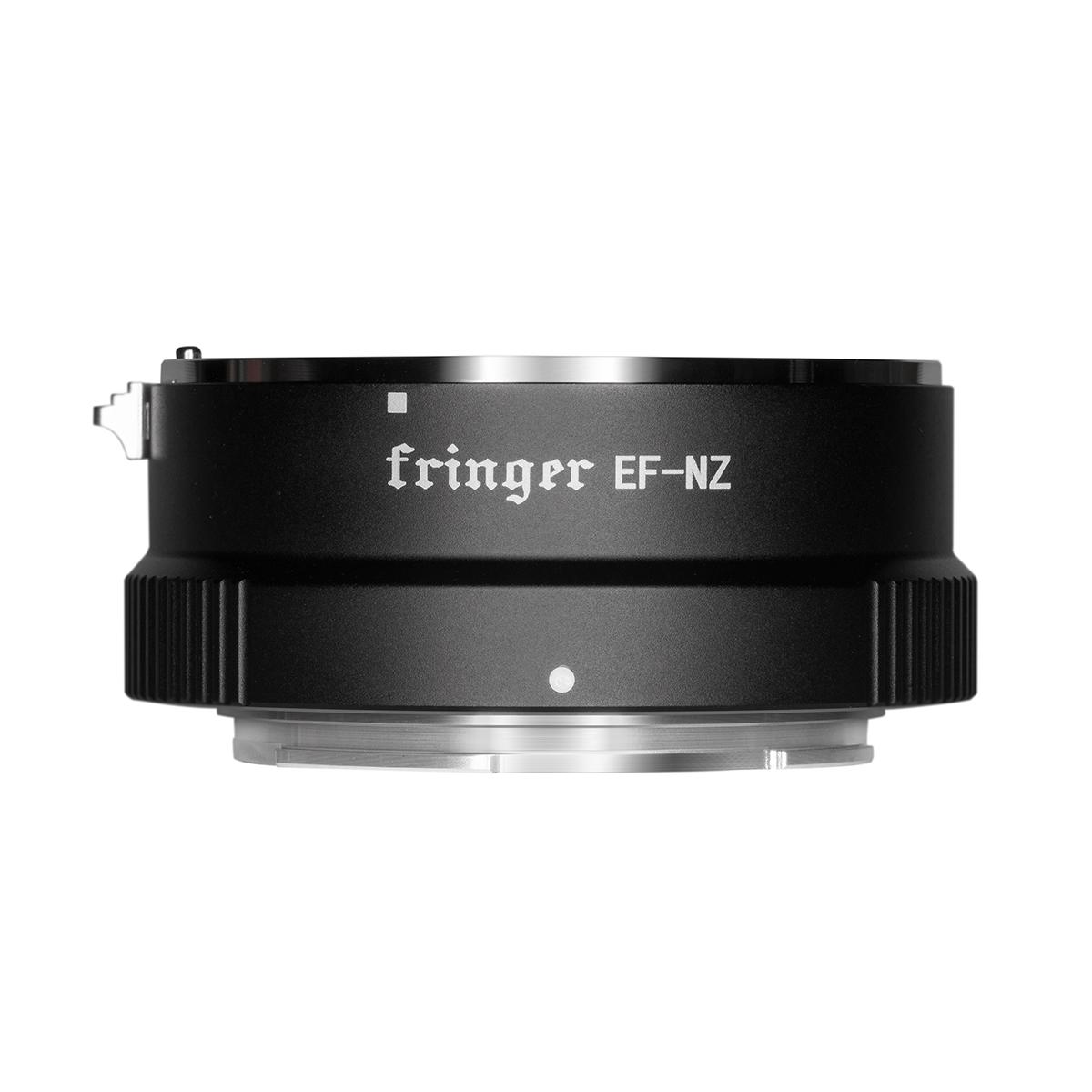 Fringer FR-NZ1(キヤノンEFマウントレンズ → ニコンZマウント変換)電子マウントアダプター