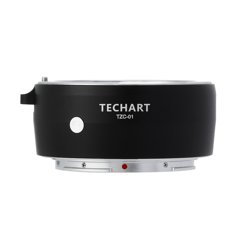 TECHART TZC-01(キヤノンEFマウントレンズ → ニコンZマウント)電子アダプター