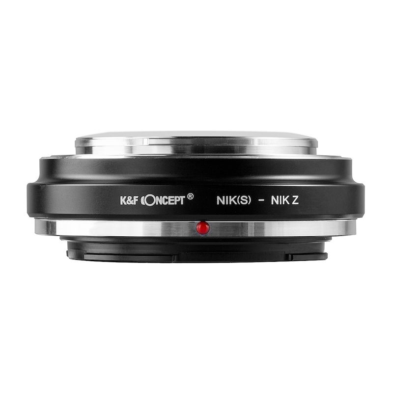 K&F Concept KF-CNRFZ(旧コンタックスC・ニコンSマウント(外爪)レンズ  → ニコンZマウント変換)