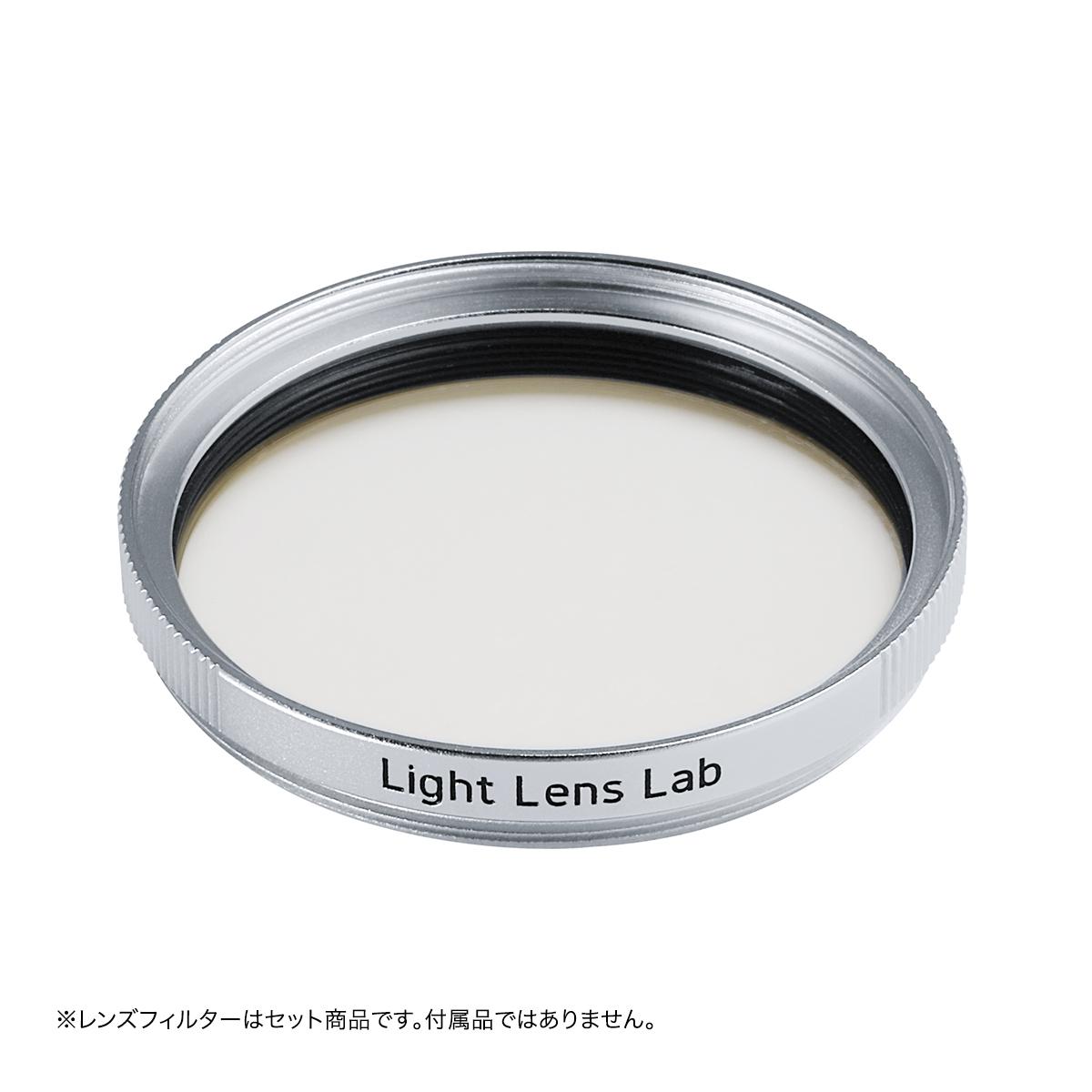 LIGHT LENS LAB M 35mm f/2 ライカM シルバー