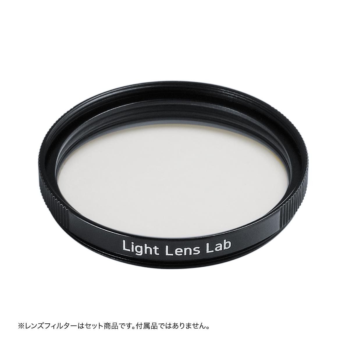 LIGHT LENS LAB M 35mm f/2 ライカM ブラックペイント