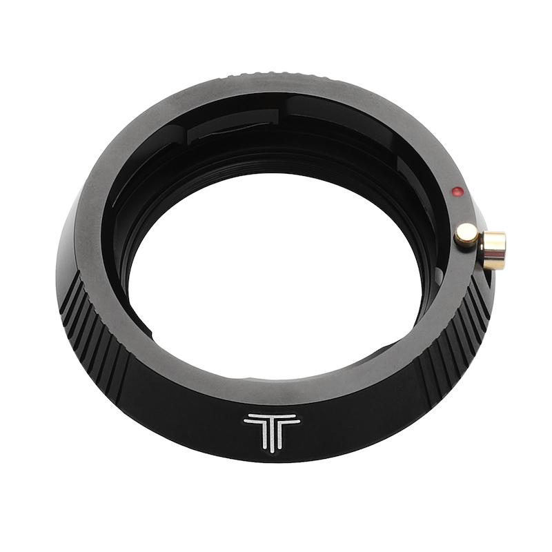銘匠光学 TTArtisan M-FX(ライカMマウントレンズ → フジフイルムXマウント変換)マウントアダプター