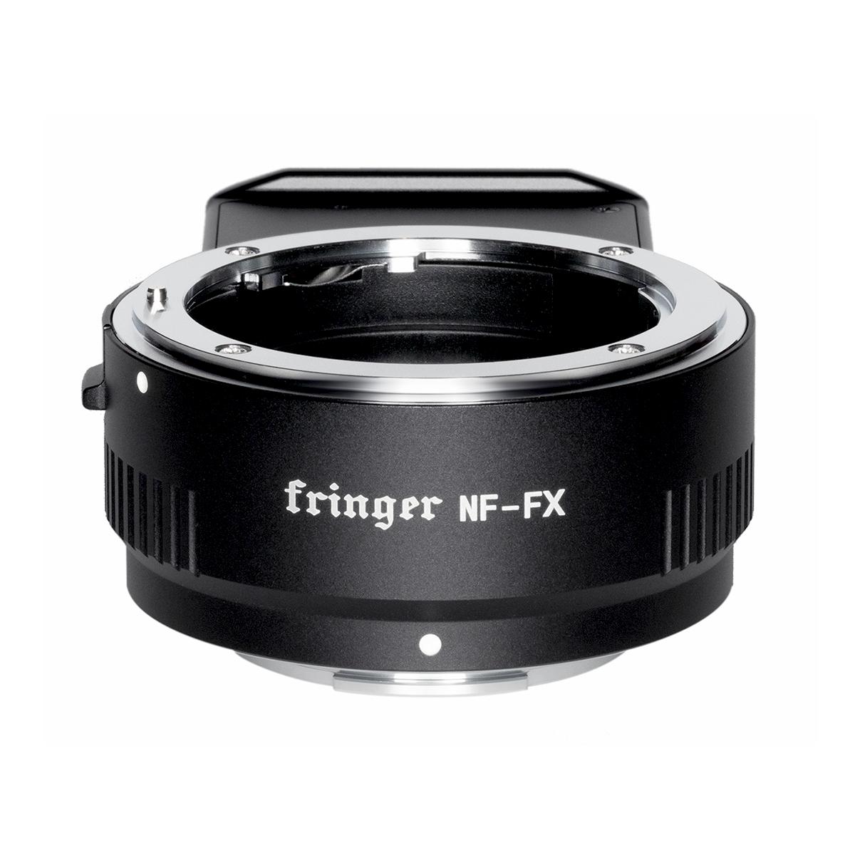 Fringer FR-FTX1(ニコンFマウントレンズ → 富士フイルムXマウント変換)電子マウントアダプター