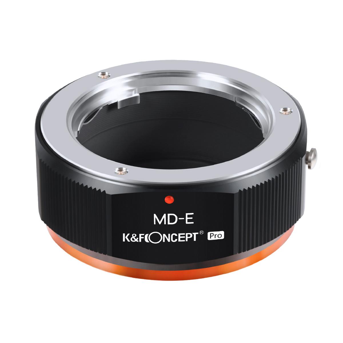 K&F Concept KF-SRE.P (ミノルタMD・MC│SRマウントレンズ → ソニーEマウント変換)