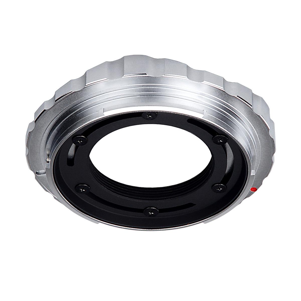 Fotodiox L39-GFX(ライカL39マウントレンズ → 富士フイルムGマウント変換)アジャスト機能付きマウントアダプター