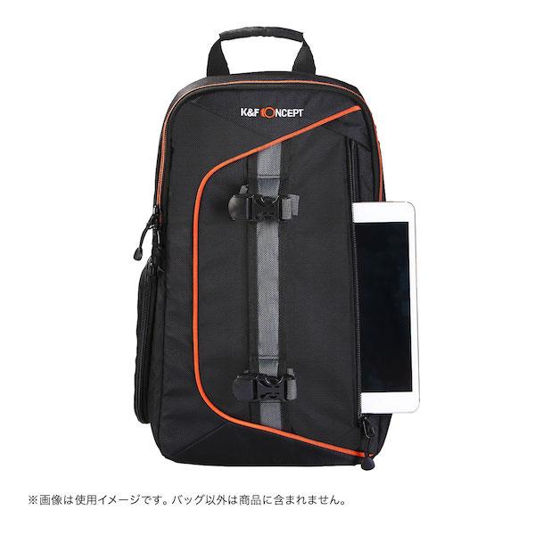 K&F Concept カメラバックパック ワンショルダー KF-B050M
