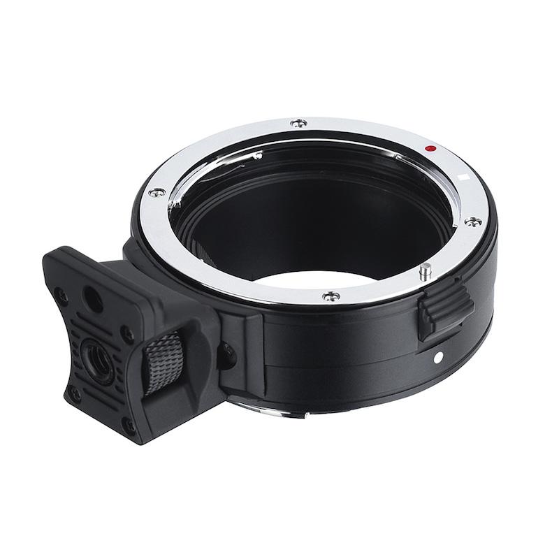 Commlite CM-EF-EOS R 電子マウントアダプター(キヤノンEFマウントレンズ → キヤノンRFマウント変換)
