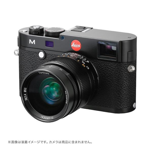 七工匠 7Artisans 28mm F1.4 ASPH 単焦点レンズ ライカMマウント