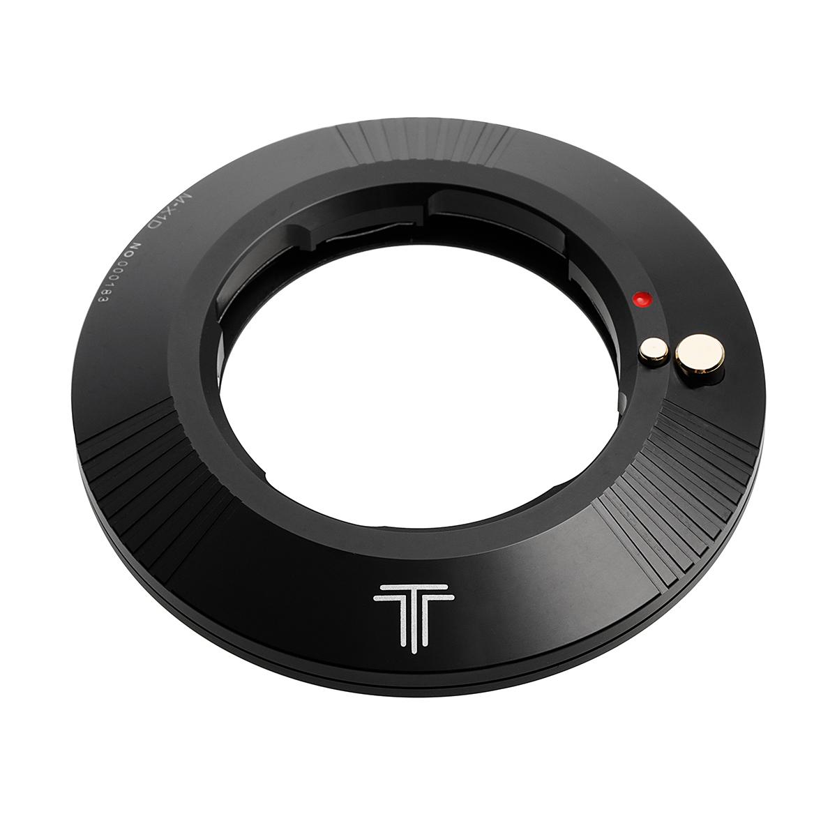 銘匠光学 TTArtisan M-X1D(ライカMマウントレンズ → ハッセルブラッドX1D.Xマウント変換)マウントアダプター