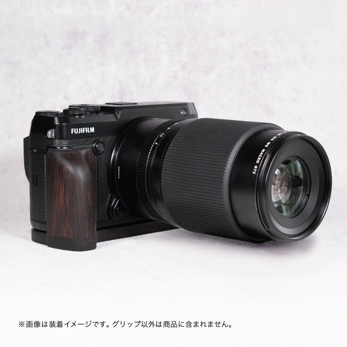 SHOTEN カメラウッドグリップ 50R-GP|FUJIFILM GFX 50R 用