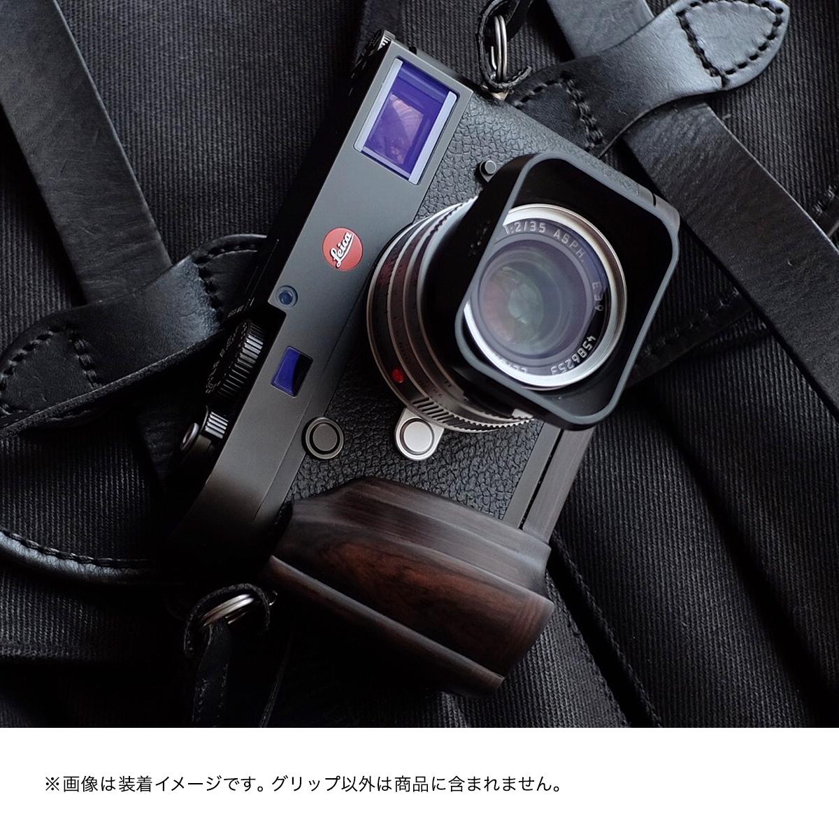 SHOTEN カメラウッドグリップ M10-GP|LEICA M10シリーズ 用