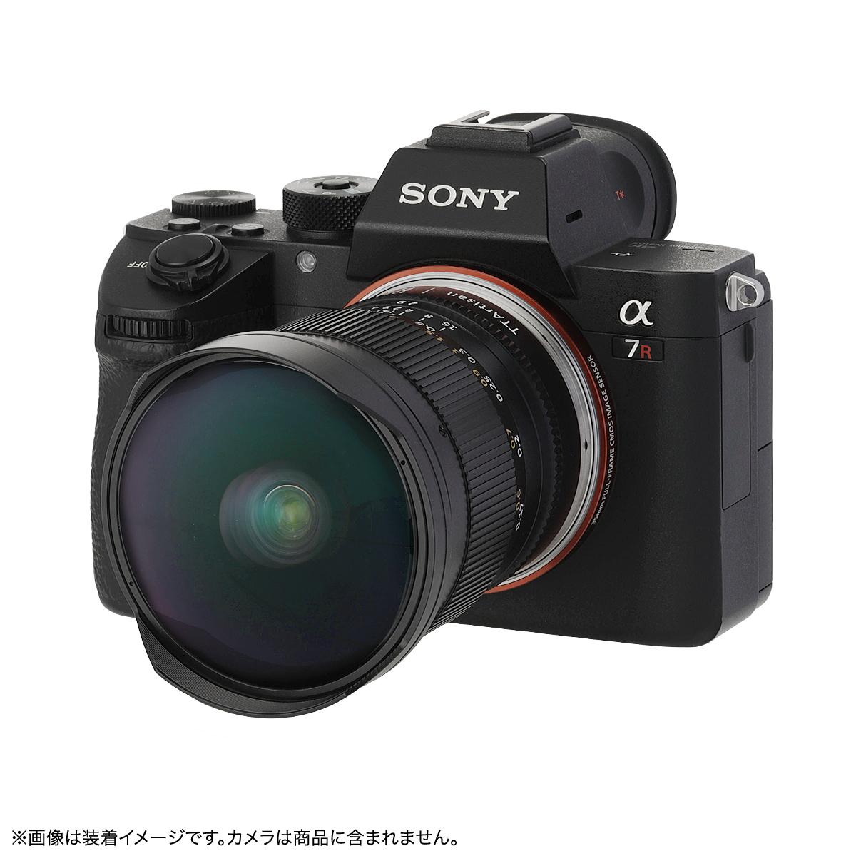銘匠光学 TTArtisan 11mm f/2.8 Fisheye 単焦点レンズ ミラーレス版