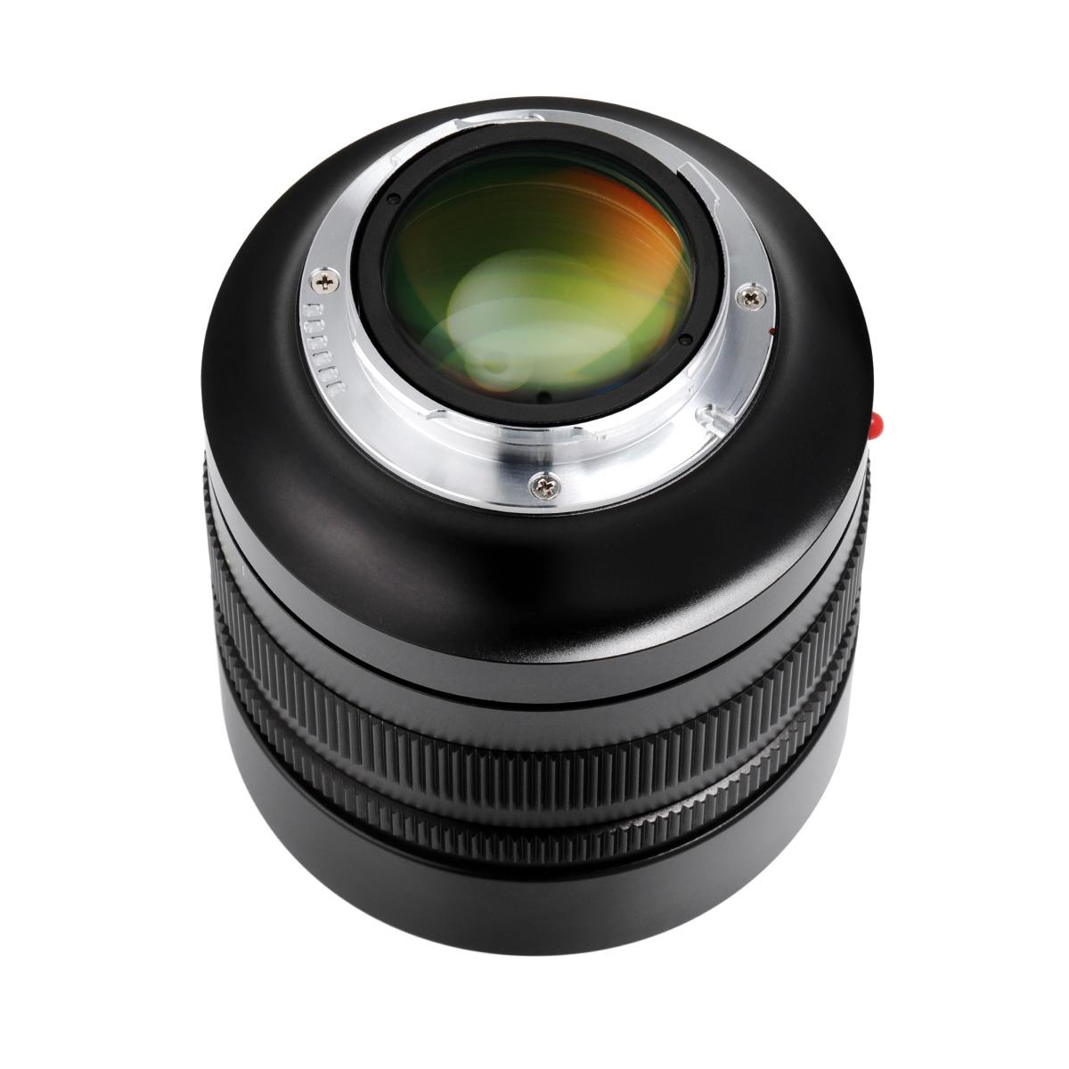 中一光学 SPEEDMASTER 50mm F0.95 ライカMマウント ブラック