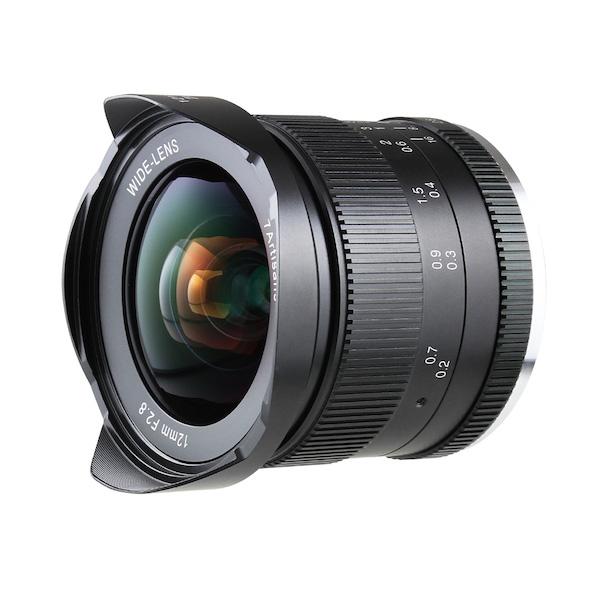 七工匠 7Artisans 12mm F2.8 単焦点レンズ