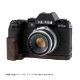 SHOTEN カメラウッドグリップ XS10-GP|FUJIFILM X-S10用