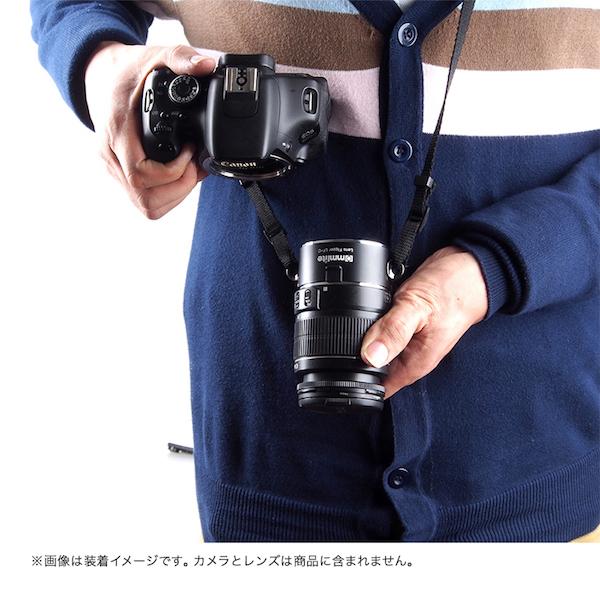 Commlite キヤノンEFマウント用レンズホルダー CM-LF-C