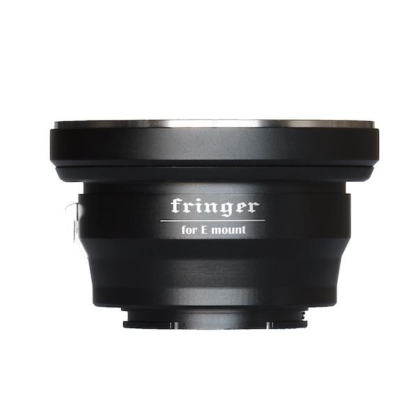 Fringer FR-C6SE 電子マウントアダプター(コンタックス645マウントレンズ → ソニーEマウント変換)