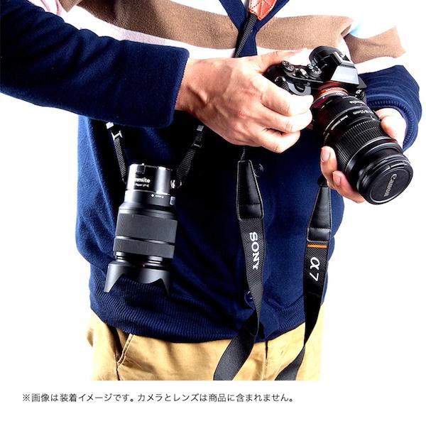 Commlite ソニーEマウント用レンズホルダー CM-LF-E