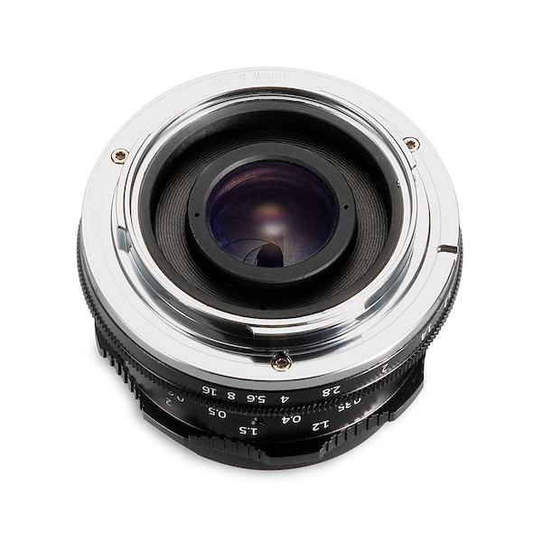 七工匠 7Artisans 35mm F1.2 単焦点レンズ ブラック