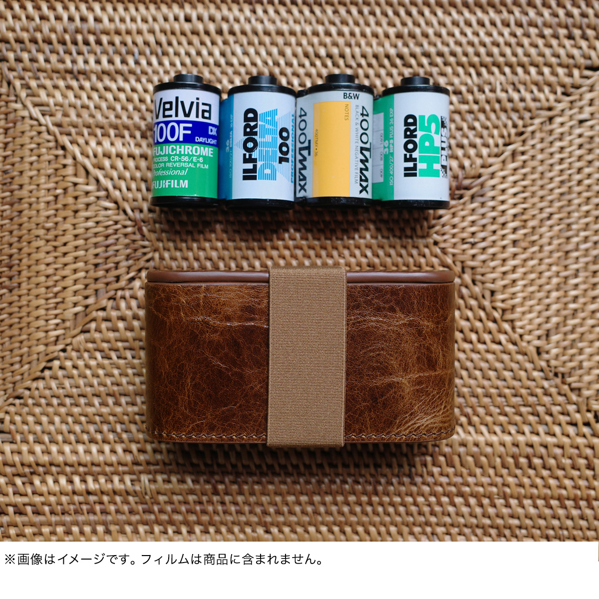 cam-in(カムイン)フィルムケース 35mmフィルム用 X線保護 LCB-025