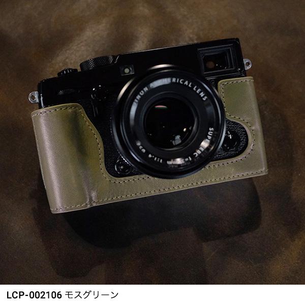 cam-in (カムイン) カメラケース 富士フイルム X-Pro2用 イタリアンレザー LCP-002