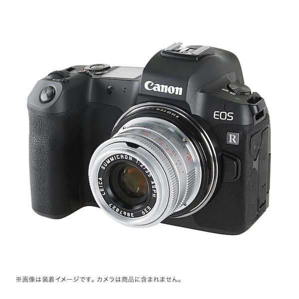 SHOTEN LM-CR(ライカMマウントレンズ → キヤノンRFマウント変換)マウントアダプター