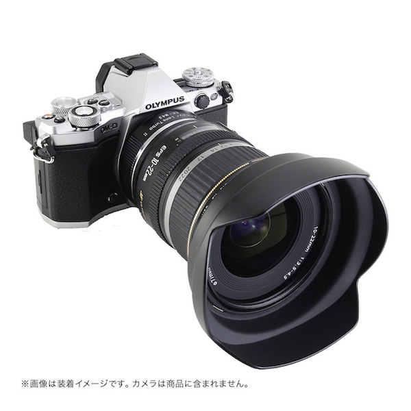 Lens Turbo II EF-m43 キヤノンEFマウントレンズ - マイクロフォーサーズマウント フォーカルレデューサーアダプター