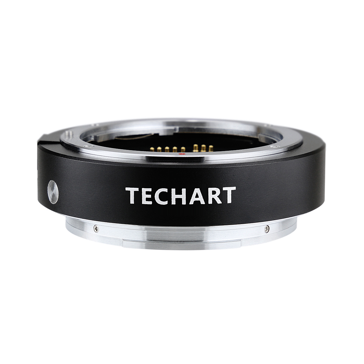 TECHART EF-FG01(キヤノンEFマウントレンズ → 富士フイルムGマウント変換)電子接点付きマウントアダプター ※生産終了