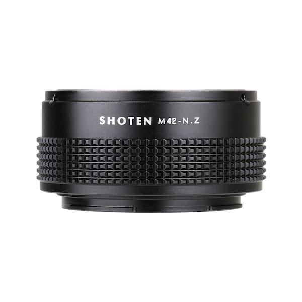 SHOTEN M42-NZ(M42マウントレンズ → ニコンZマウント変換)マウントアダプター