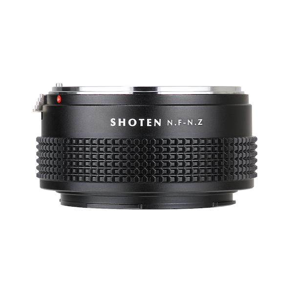 SHOTEN NF-NZ(ニコンFマウントレンズ → ニコンZマウント変換)マウントアダプター