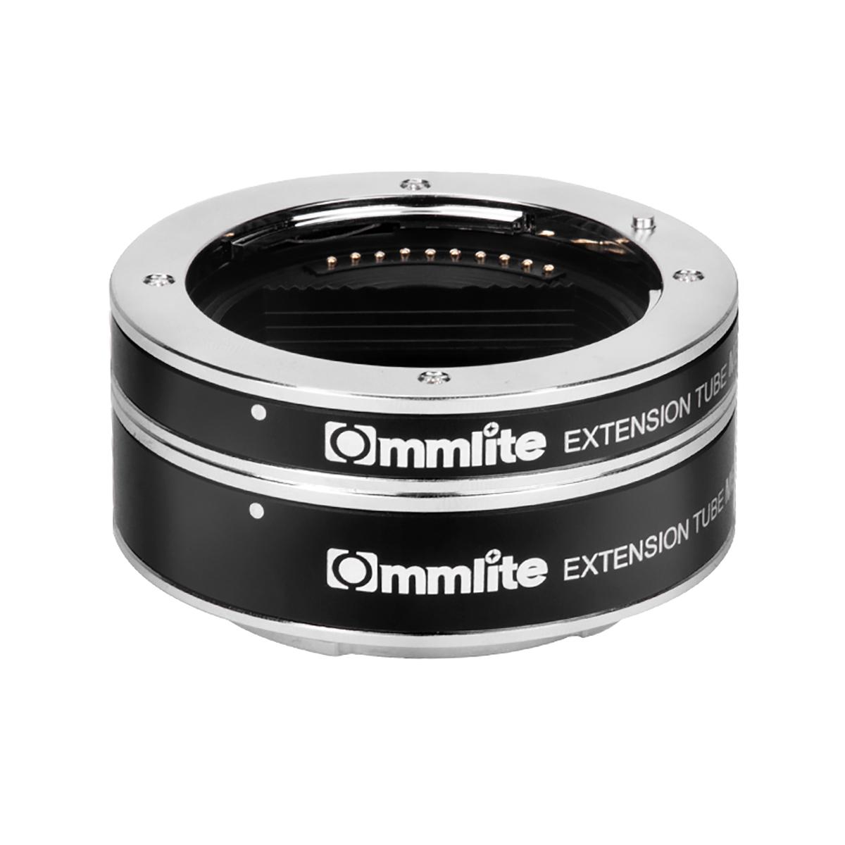 Commlite CM-MET-E エクステンションチューブ(ソニーEマウント)電子接点付き